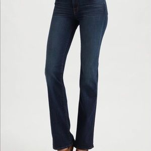 J brand boot cut flare jeans